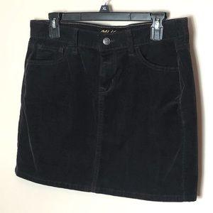 Old Navy corduroy mini skirt size 8reg
